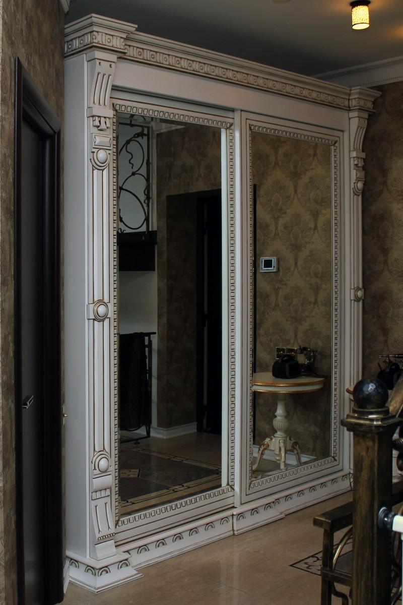 Шкафы купе элитные италия фото